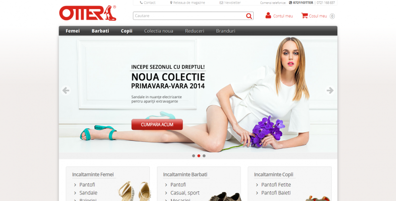 Magazinul Online ottershop.ro