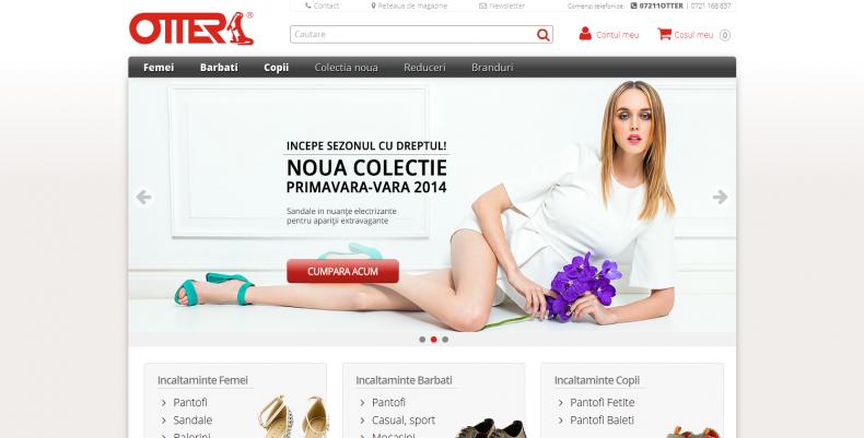 Magazinul Online ottershop.ro