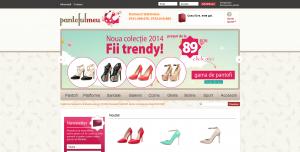 Magazinul Online pantofulmeu.ro
