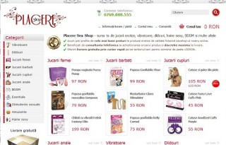 Magazinul Online placereshop.ro