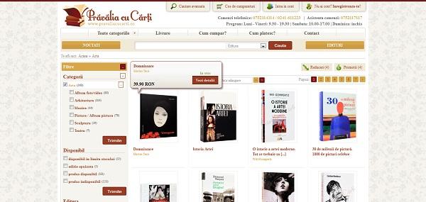 Magazinul Online pravaliacucarti.ro