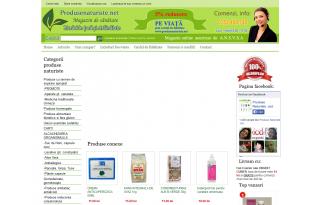 Magazinul Online produsenaturiste.net