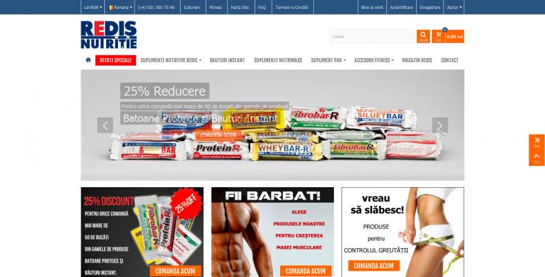 Magazinul Online redis.ro