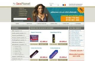 Magazinul Online sexplanet.ro