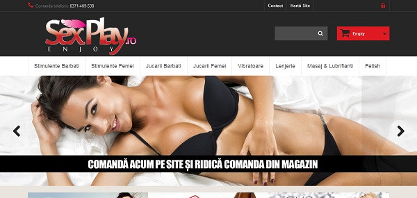 Magazinul Online sexplay.ro