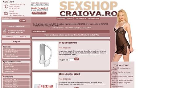 Magazin Online sexshopcraiova.ro