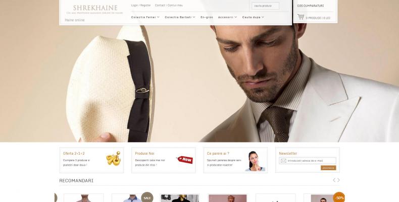 Magazinul Online shrekhaine.ro