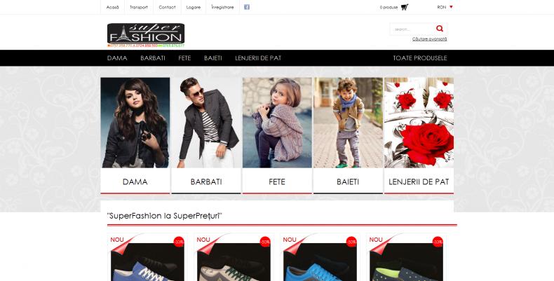 Magazinul Online superfashion.ro