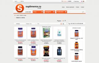 Magazinul Online suplimente.ro