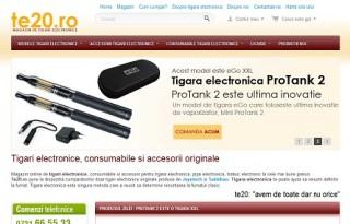 Magazinul Online te20.ro