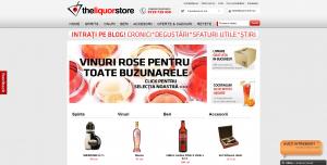 Magazinul Online theliquorstore.ro