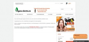 Magazinul Online tigara-electro.ro