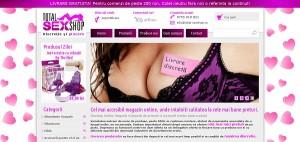Magazinul Online total-sexshop.ro