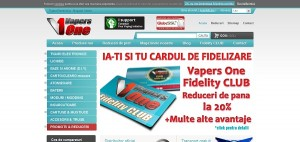 Magazinul Online vapers-one.ro