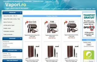 Magazinul Online vapori.ro