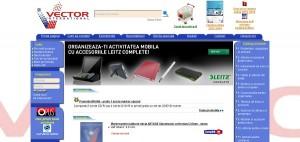 Magazinul Online vectorinternational.ro