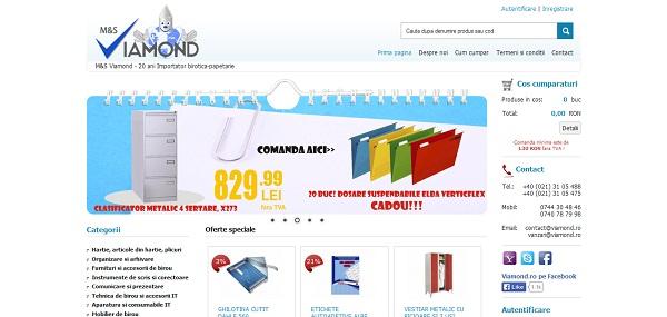 Magazinul Online viamond.ro