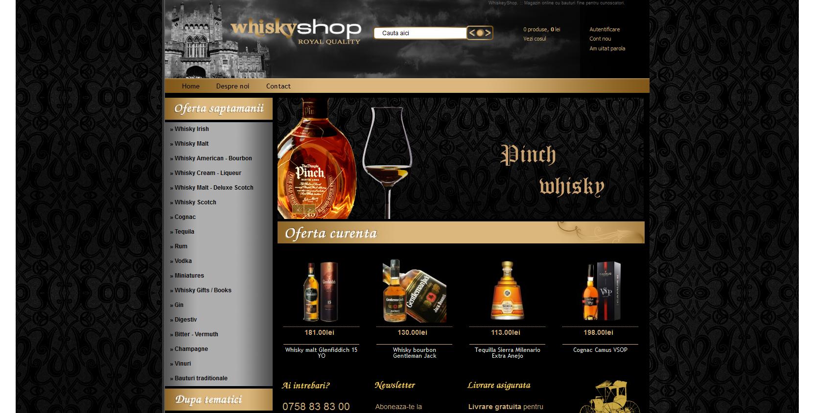Romania online shop