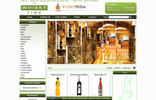 Magazinul Online whiskytime.ro