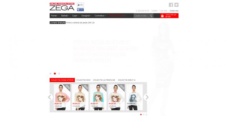 Magazinul Online zega.ro