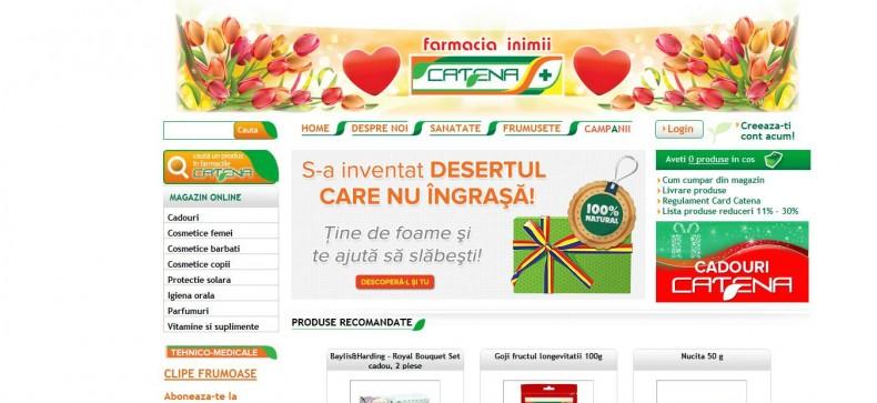 Magazinul online catena.ro