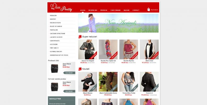 Magazinul online cucuun-fashion.ro