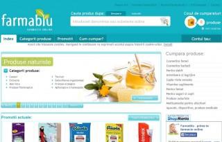 Magazinul online farmablu.ro