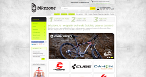 Magazinul Online bikezone.ro