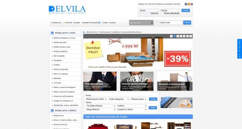 Magazinul Online elvila ro