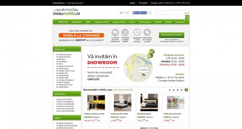 Magazinul Online vreaumobila ro