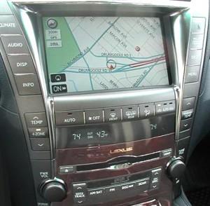 Sistemele de navigație