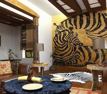 tendinte design interior 2014