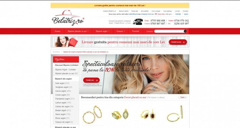 Magazinul Online belatriz.ro
