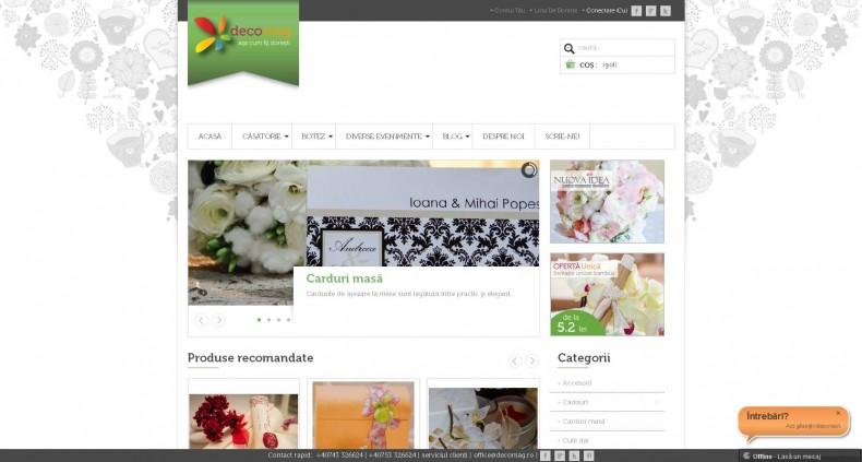 Magazinul Online decomag ro