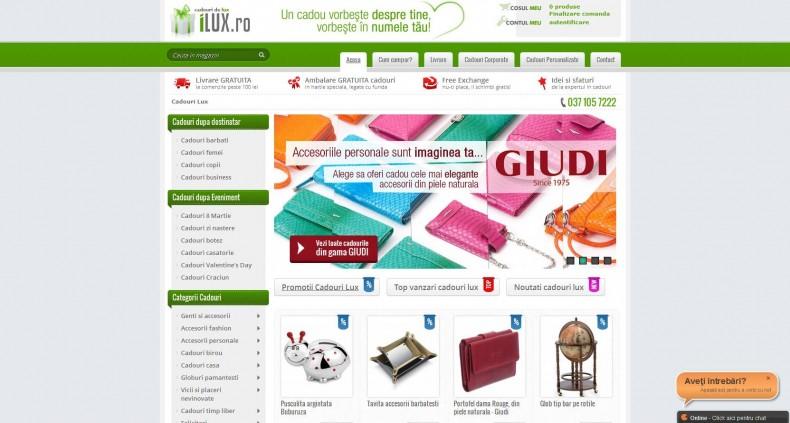 Magazinul Online ilux.ro