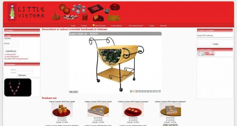 Magazinul Online littlevietnam.ro