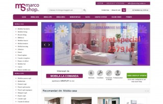 Magazinul Online marcoshop-online.ro