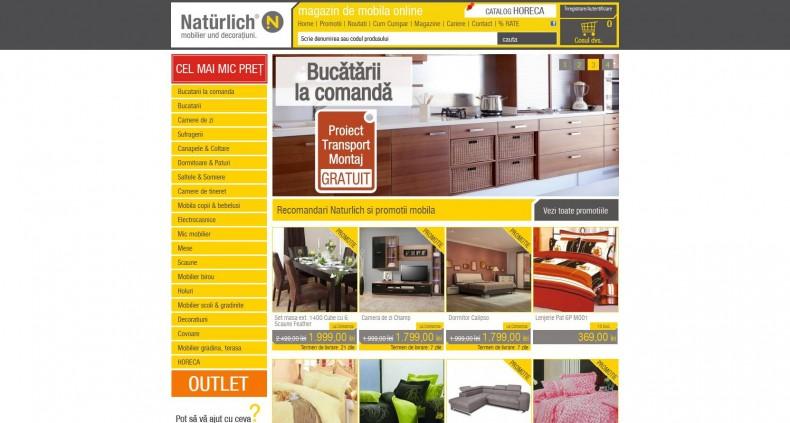 Magazinul Online naturlich.ro