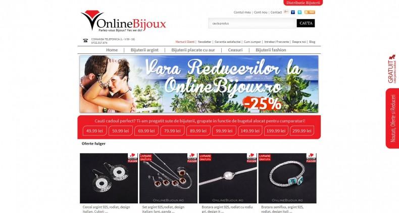 Magazinul Online onlinebijoux.ro