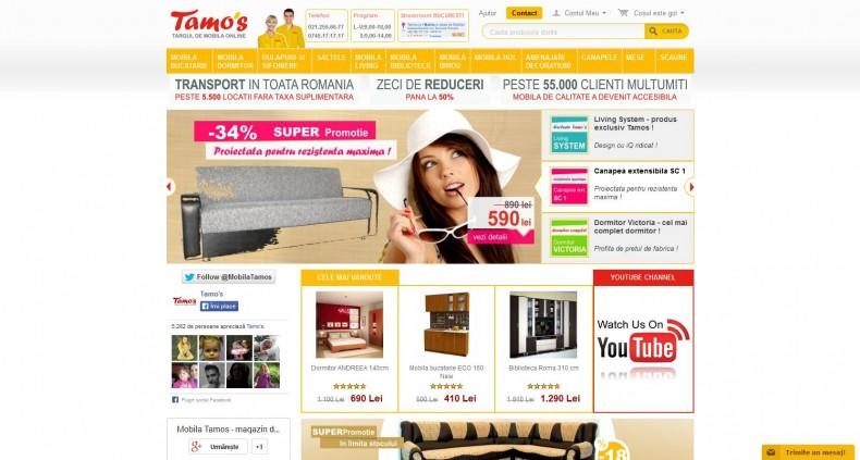 Magazinul Online targuldemobila.ro