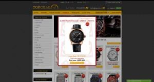 Magazinul Online topceas.ro