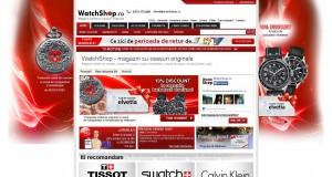Magazinul Online watchshop.ro