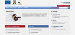 Sistemul Electronic de Achizitii Publice SEAP