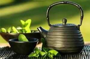 combinarea mancarii cu ceaiul alb si verde