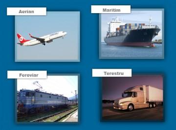 Cum au evoluat transporturile de bunuri