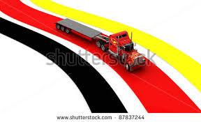 Germania, nod important pentru transporturile internationale de marfuri
