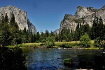 Rezervația naturală Yosemite
