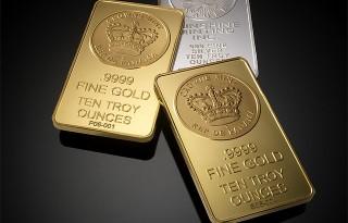 aur și argint