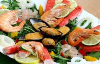 fructele de mare