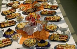 Cateringul si tortul de nunta